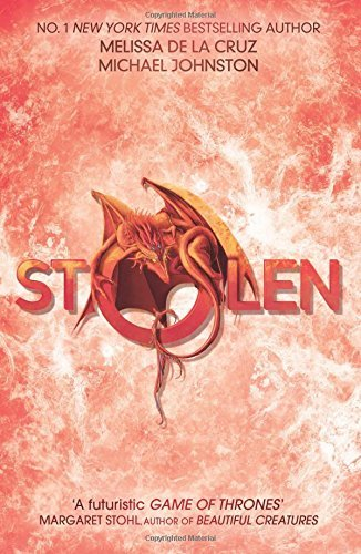 Heart Of Dread: Stolen By Melissa De La