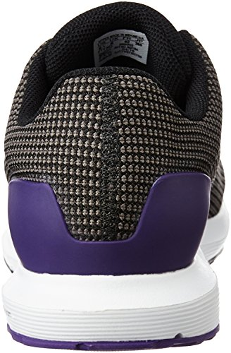 adidas Cosmic M, Zapatillas de Running para Hombre, Negro (Negbas / Hiemet / Puruni), 42 2/3 EU