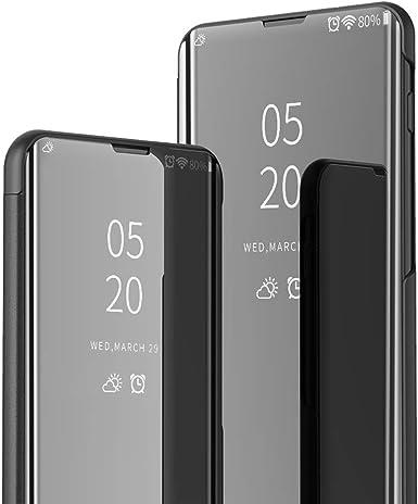 Funda Compatible con Xiaomi Mi 9/Mi 9 SE Carcasa Espejo Mirror ...
