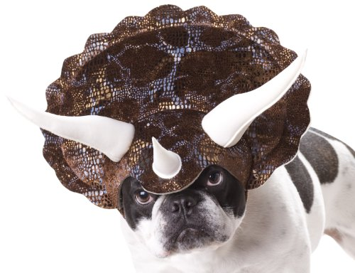 Animal Planet PET20104 Triceratops Dog Costume,
