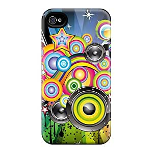 New XfD21023phHA Graphic Design Art Covers Cases For Iphone 6