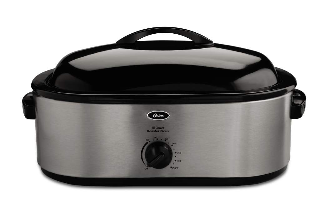Oster Roaster Oven with Self-Basting Lid, 18-Quart by Oster
