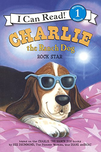 Charlie The Ranch Dog Rock Star
