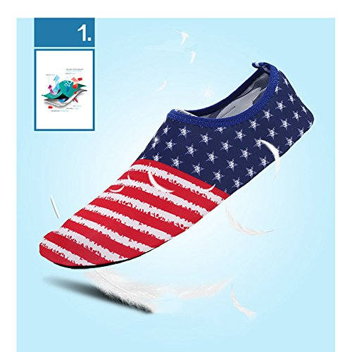 6 Exercise Fitness Unisex Shoes Meedot Yoga Pool Barefoot Water Shoes Running For Skin Socks Outdoor Beach Water Aqua Sports UgTgpn6