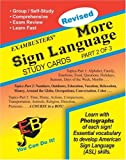 More Sign Language, Daniel Binder, Christina Mangano, 1881374785