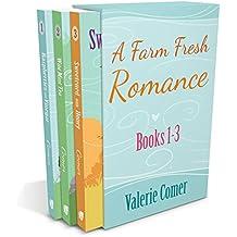 A Farm Fresh Romance Series 1-3 (A Farm Fresh Romance Box Set)