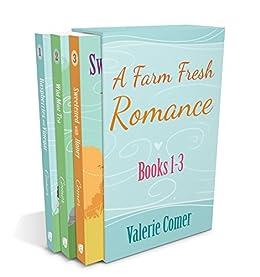 A Farm Fresh Romance Series 1-3 (A Farm Fresh Romance Box Set) by [Comer, Valerie]