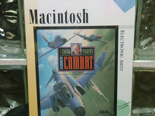 Chuck Yeagers Air Combat Macintosh product image