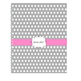 House of Doolittle 2016-2017 Weekly and Monthly Planner, Academic, Dots, 7-Inchx9-Inch (HOD29593-17)