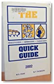 Insecticide, Herbicide, Fungicide Quick Guide, 2001