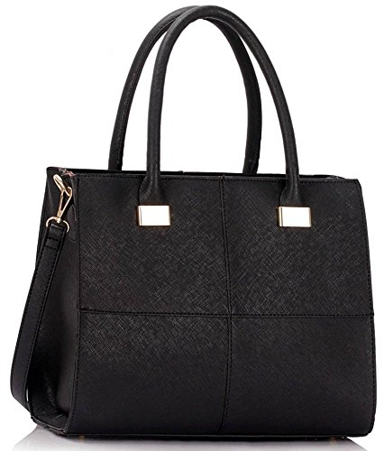 Handbags Cws00153l Designer Women's cws00153m Chic Size Ladies Cws00153m Tote Large black Fashion Quality Bags qTvwnxFfz