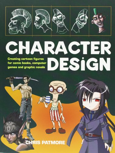 Creative Character Design Book : Chris patmore author profile news books and speaking