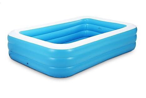Vasca Da Bagno Gonfiabile : Vasca da bagno gonfiabile doppia grande famiglia per adulti vasca