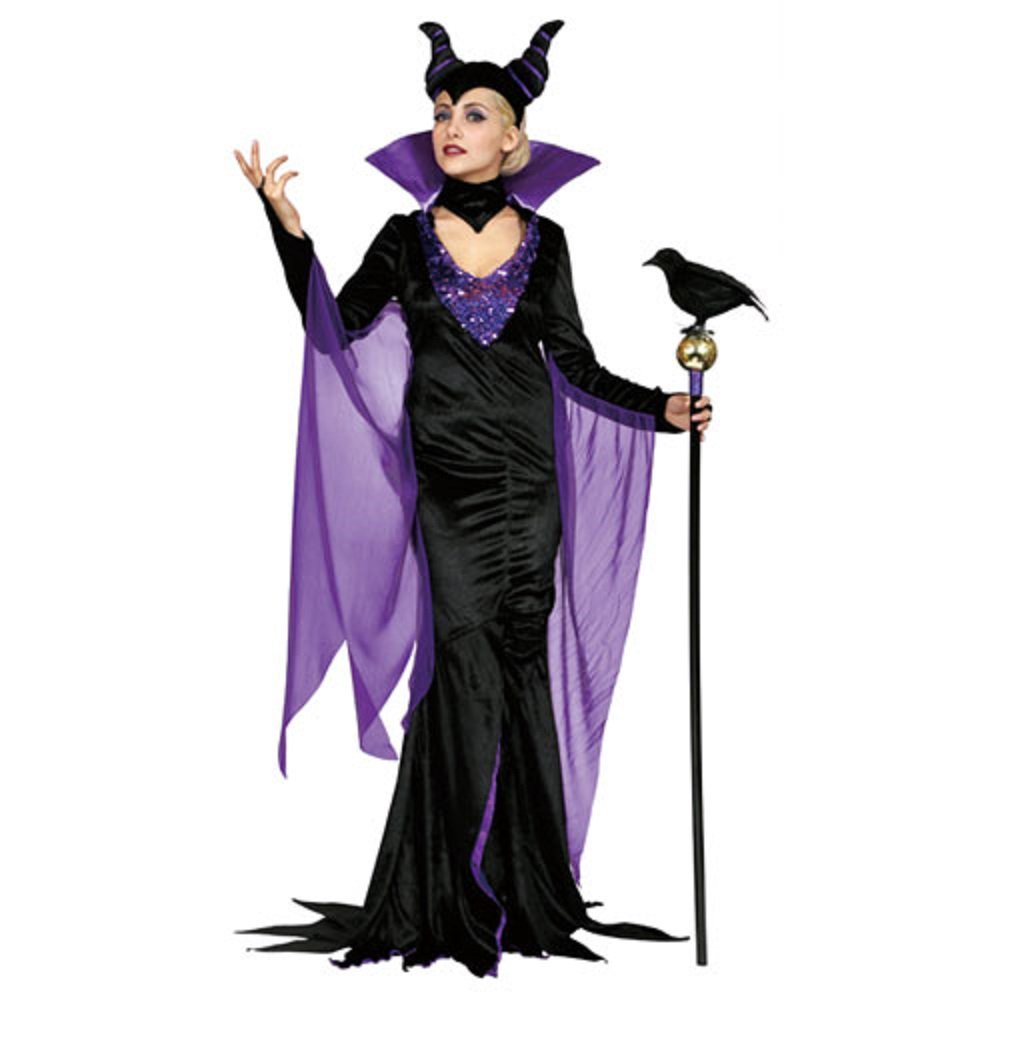 Disney Maleficent/Sleeping Beauty - Deluxe Maleficent Costume - Women's Costume