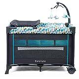Pamo Babe Deluxe Nursery Center ,Portable Playard