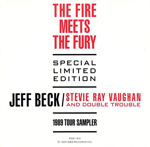 The Fire Meets the Fury - Special Limited Edition 1989 Tour Sampler