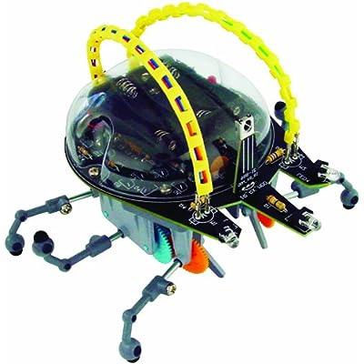 Elenco Escape Robot Kit: Toys & Games