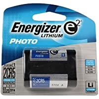 Energizer : e2 Lithium Photo Battery, 2CR5, 6Volt -:- Sold as 2 Packs of - 1 - / - Total of 2 Each
