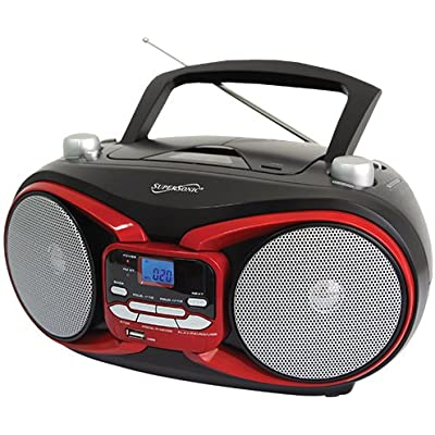 supersonic-sc-504-red-portable-mp3
