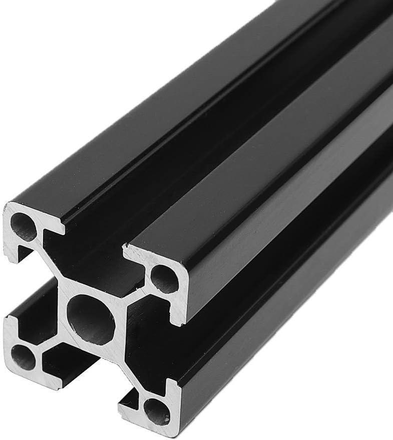 Terrarum - Marco de aluminio de 200 mm 2020 para impresora 3D y máquina de grabado láser CNC