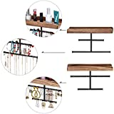Keebofly Hanging Wall Mounted Jewelry Organizer