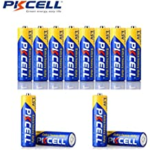 1.5V AA Batteries R6P UM3 MN1500 E91 (8pc)