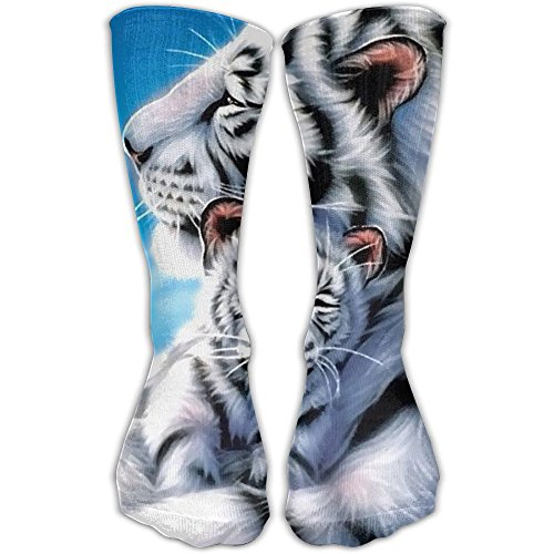 Tiger Kids Baby Crew Socks Sport Socks Long Socks Soccer Socks 11.2