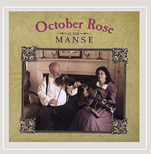 (October Rose At the Manse )