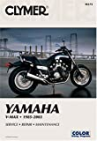 Yamaha V-Max, 1985-2003, Clymer Publications Staff, 0892878681