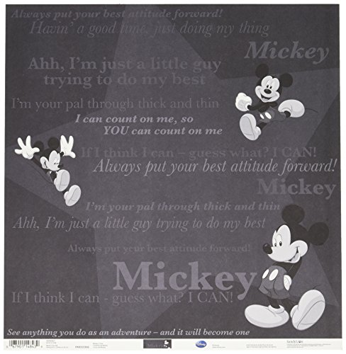(Sandylion Disney Paper 12