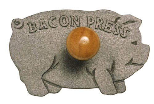 Norpro Shaped Bacon Press Handle
