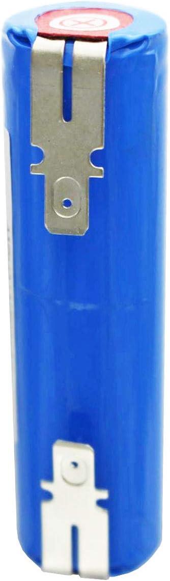 Batterie Li-ion pour Bosch PKP 3.6 LI Batterie-Pistolet 2200 mAh