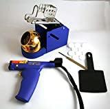 Hakko FM2024-42 Desoldering Iron Conversion Kit with Iron, Holder, and Cleaning Drill