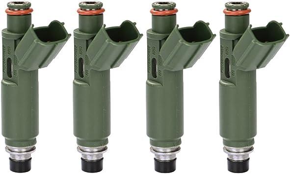 Toyota 2000-2005 Celica /& 2003-2006 Matrix /& 1995 2000-2005 MR2 4PC Fuel Injectors For 2000-2002 Chevrolet Prizm 2003-2006 Pontiac Vibe