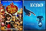 Earth to Echo & Book of Life DVD Animated Set