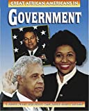 Great African Americans in Government, Karen Dudley, 0865058202