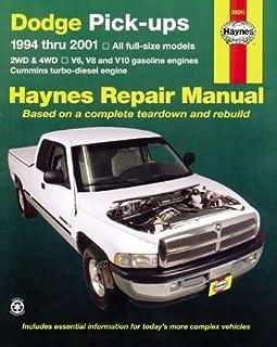 dodge pick ups 2002 thru 2008 haynes repair manual max haynes rh amazon com 2011 dodge ram owners manual 2011 dodge ram owners manual