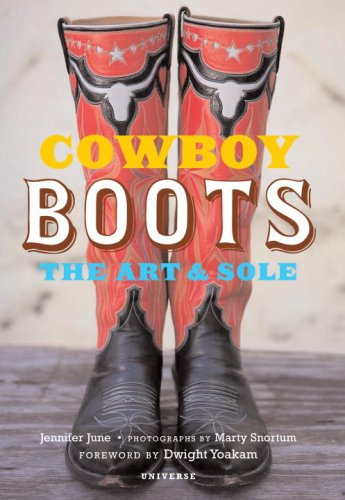 Cowboy Boots The Art and Sole
