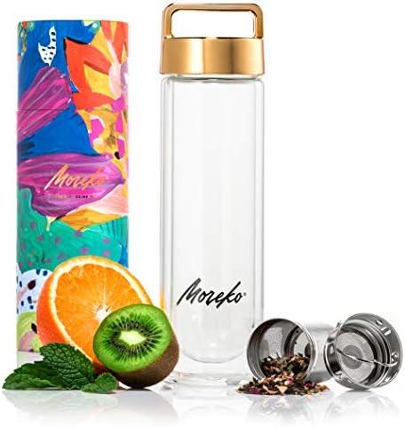 Tea Bottle Plastic Lid 450ml product image