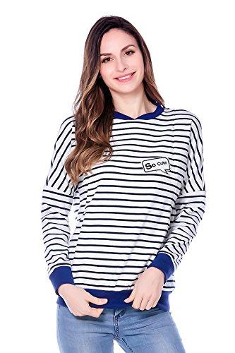 bearsland - Camisas - para mujer Blue/White