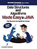Download Data Structures and Algorithms Made Easy in Java: Data Structure and Algorithmic Puzzles, Second Edition in PDF ePUB Free Online