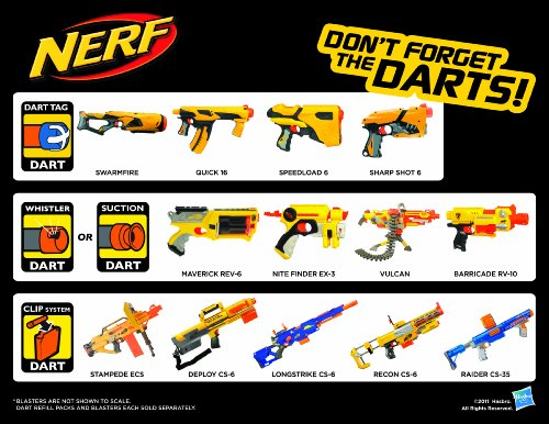 NERF N-Strike Maverick Gear Up