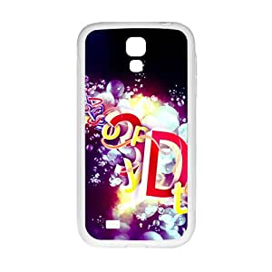 Dreaming Purple Letters Hot Seller High Quality Case Cove For Samsung Galaxy S4
