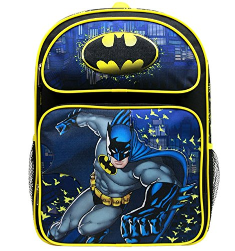 Batman Large Backpack #BN34939