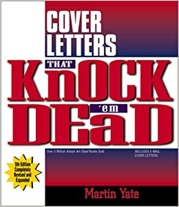 Buy Cover Letters That Ked (5th) (Cover Letters That Knock U0027em Dead) Book  Online At Low Prices In India | Cover Letters That Ked (5th) (Cover Letters  That ...