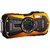 Ricoh WG-50 16MP Waterproof Still/Video Camera Digital...