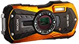 Ricoh 16 Waterproof Still/Video Camera Digital with 2.7'' LCD, Orange (WG-50 orange)