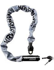 Kryptonite Keeper Integrated Chain Bicycle Lock
