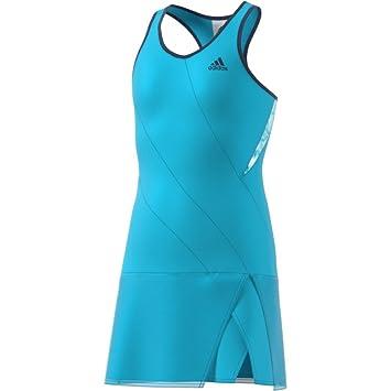 adidas Performance Kinder Tenniskleid blau 170: