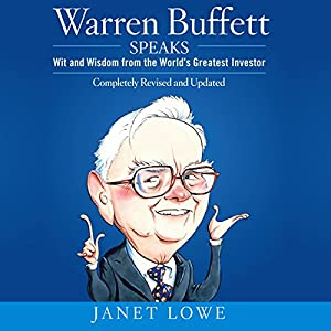 Warren Buffett Speaks Audiobook
